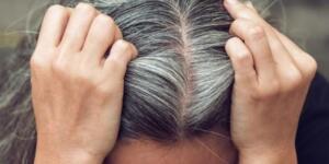 Saç Beyazlatmayı Durdurma için İnce İpuçları